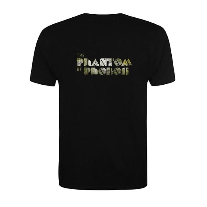 The Phantom of Phobos t-shirt